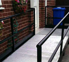Access Made Easy Ramp